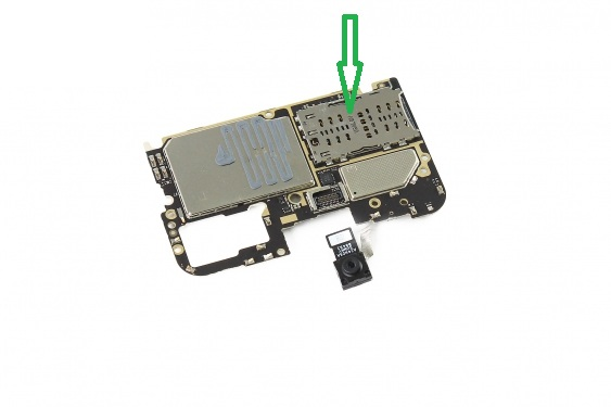 Thay ổ sim Xiaomi Mi 8 Lite
